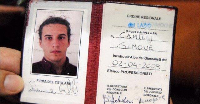 Simone Camilli, videoreporter italiano ucciso a Gaza. Stava filmando disinnesco