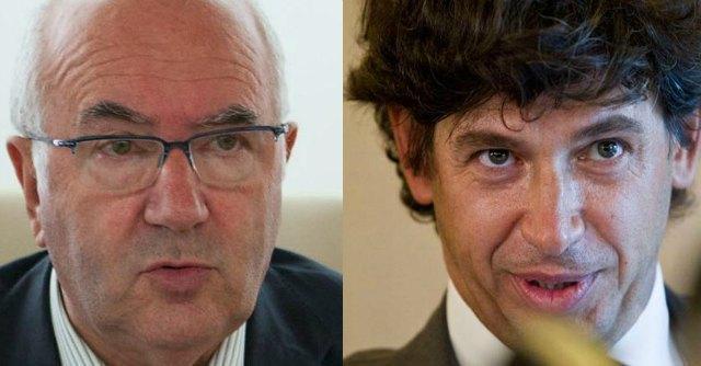 Tavecchio e Albertini