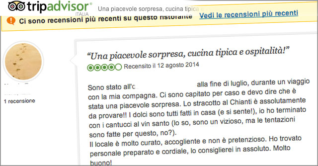 """Su TripAdvisor recensioni false, concorrenza sleale e controlli insufficienti"""