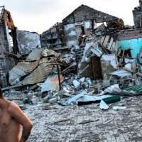 Ucraina Macerie