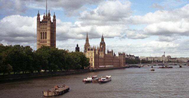 Londra Tamigi