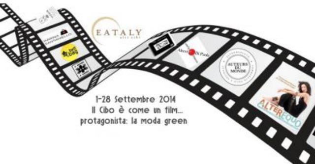 Eataly Roma, a settembre il cibo è come un film