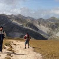 20140925 traversata-Gran-Sasso-escursione
