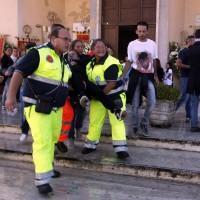 Napoli: funerali Davide Bifolco 2
