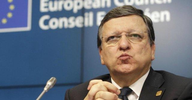 """Ue, Barroso: """"Flessibilità? Implementare le regole in modo intelligente"""""""