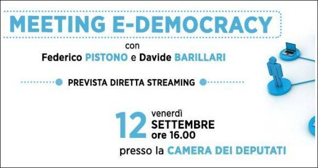 M5S, deputati organizzano incontro su democrazia diretta. E invitano Casaleggio