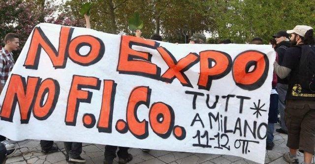 """Festa Unità, gruppi """"No Fico"""" respinti all'ingresso. Proteste contro Farinetti"""
