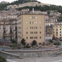 PRIMA. Ex-Jolly Hotel a Cosenza. Sul Fatto Quotidiano del 22/09/2014 – (Foto di Cecilia Vaccari)