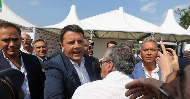 """Pd, Renzi ai candidati delle primarie regionali in Emilia: """"Avete fatto un bel casino"""""""