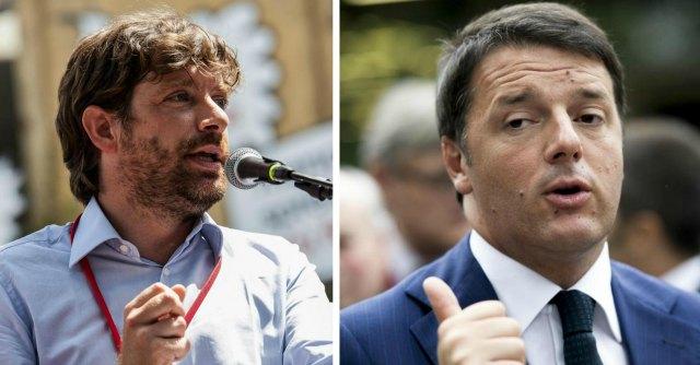 """Articolo 18, Renzi: """"E' inutile, va tolto"""". Civati: """"Scissione nel Pd? Rischio reale"""""""