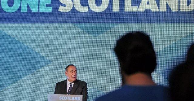 Referendum Scozia, dopo la sconfitta Alex Salmond si dimette da primo ministro