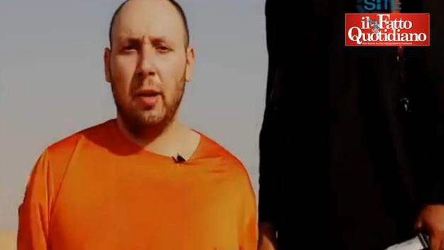 Steven Sotloff, le immagini della decapitazione del giornalista americano