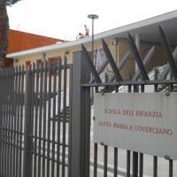 La ristrutturazione è partita nel 2011 e per ora è agibile una sola aula.