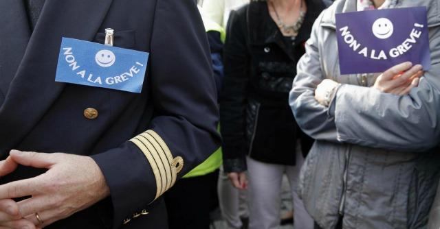 Air France, dopo dieci giorni di sciopero dei piloti l'azienda fa marcia indietro