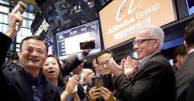 Alibaba, il debutto a Wall Street è record: la società vale oltre 200 miliardi