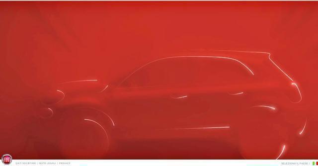 anteprima Fiat 500X