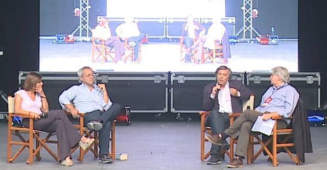 """Versiliana 2014, rivedi il dibattito: """"La TV ai tempi di Renzi"""""""