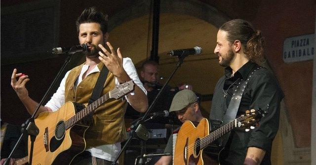 """Daniele Ronda e Alberto Bertoli in concerto a Modena: """"A muso duro"""""""