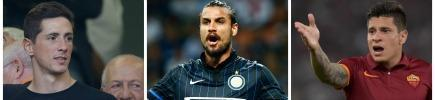 Mercato: pochi soldi e ancor menoidee La Serie A ha puntato sull'usato sicuro Bonaventura e Saviola: colpi last minute