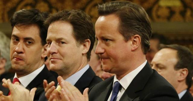 """Referendum Scozia, Cameron Miliband e Clegg: """"Avrete più poteri se vince il no"""""""