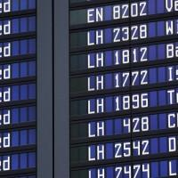 I dipendenti Lufthansa scioperano nei principali aeroporti tedeschi