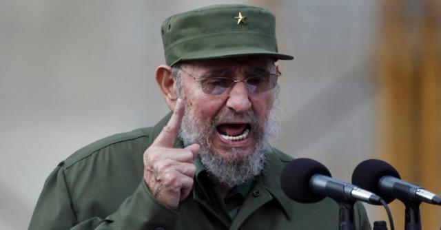 """Fidel Castro: """"Portavoce della Nato ricordano SS naziste"""""""