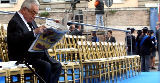 Editoria, torna Ciarrapico: da imputato incassa 600mila euro di fondi pubblici