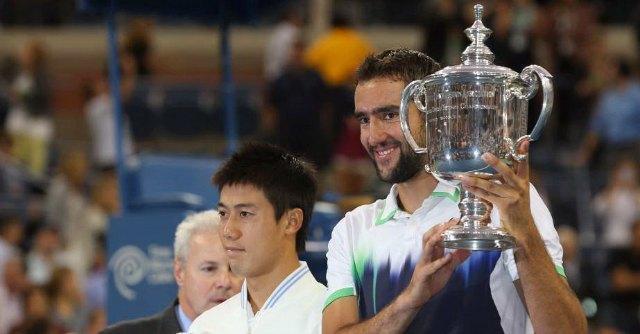 Us Open 2014 – Cilic e Nishikori, i finalisti allenati dai grandi campioni del passato