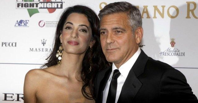 George Clooney, dopo il matrimonio anche un Golden Globe alla carriera