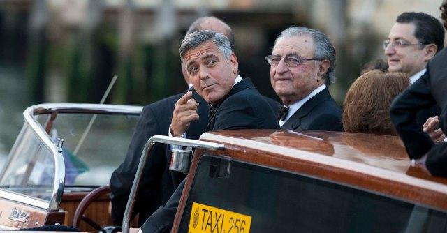 Matrimonio George Clooney, celebrato a sorpresa in albergo. Stampa gabbata (foto)