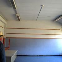 29mila euro per la manutenzione: intonacate le pareti