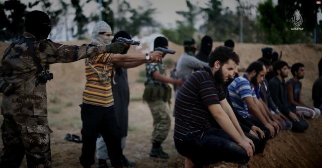"""Isis, nuovo video. Minacce a Usa e Siria. Prigioniero: """"Assad, ci scavi la tomba"""""""