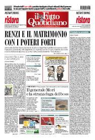 Renzi e il matrimonio con i poteri forti