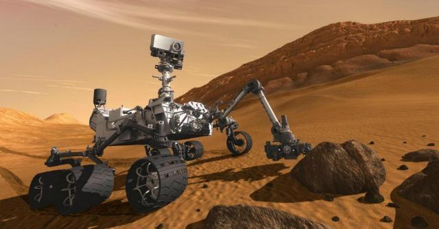 Curiosity su Marte, comincia nuova missione: scalare il Monte Sharp