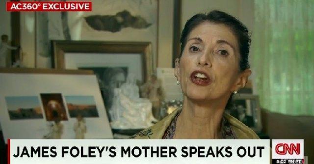 """Foley, la madre Diane alla Cnn: """"Il nostro paese ha tradito Jim"""""""