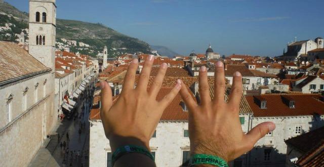 InterRail Grecia-Balcani: Dubrovnik