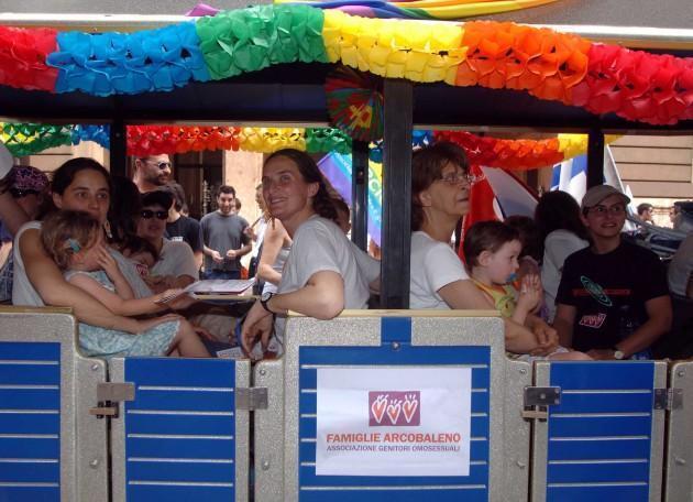 Gay Pride- manifestazione nazionale a Milano