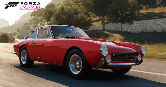Forza Horizon 2, i bolidi Microsoft fanno tappa in Liguria e Provenza
