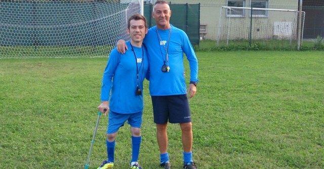 Calcio e disabilità, storia di Mattia Formis che potrà allenare una squadra