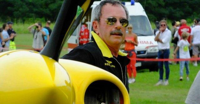 Francesco Fornabaio, morto il campione del mondo. Precipita con l'aereo a Venezia