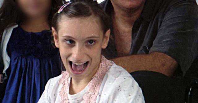 """""""La vita a ostacoli di mia figlia Gaia, che non può andare a scuola come gli altri"""""""