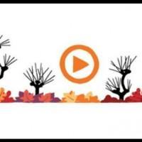Google Doodle Equinozio d'Autunno