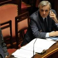 Maurizio Sacconi e Pietro Ichino
