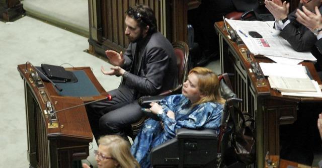 """Disabili, Argentin garantisce sulla legge Dopo di noi: """"Miglioreremo"""""""
