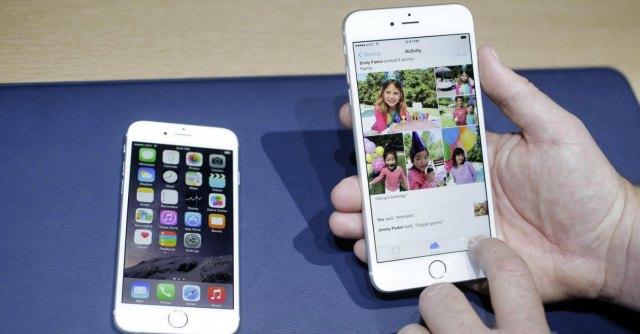 """iOS 8, bug nell'aggiornamento Apple. iPhone 6 """"piegati"""" sostituiti in Usa"""