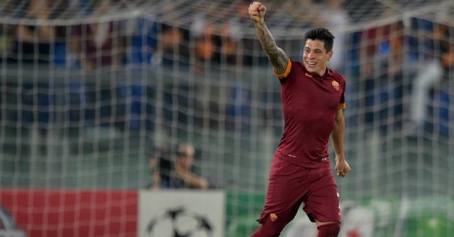 Champions League, Roma-Cska Mosca 5-1: spettacolo in campo, vergogna fuori