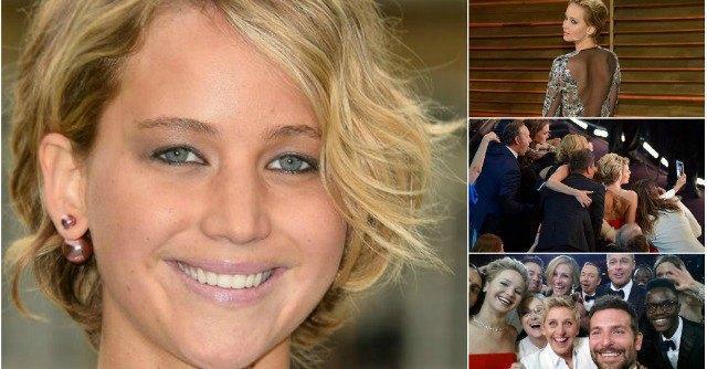 Foto di Jennifer Lawrence e altre star nude sul web. Hacker violano account iCloud