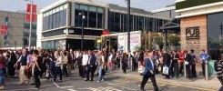 Londra, allarme bomba rientrato dopo evacuazione centro commerciale