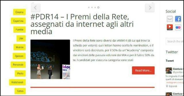 """Macchianera awards, Il Fatto Quotidiano è la """"miglior testata giornalistica"""""""