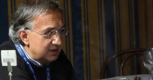 Fiat, Marchionne chiude procedimento per condotta antisindacale con 2.654 euro